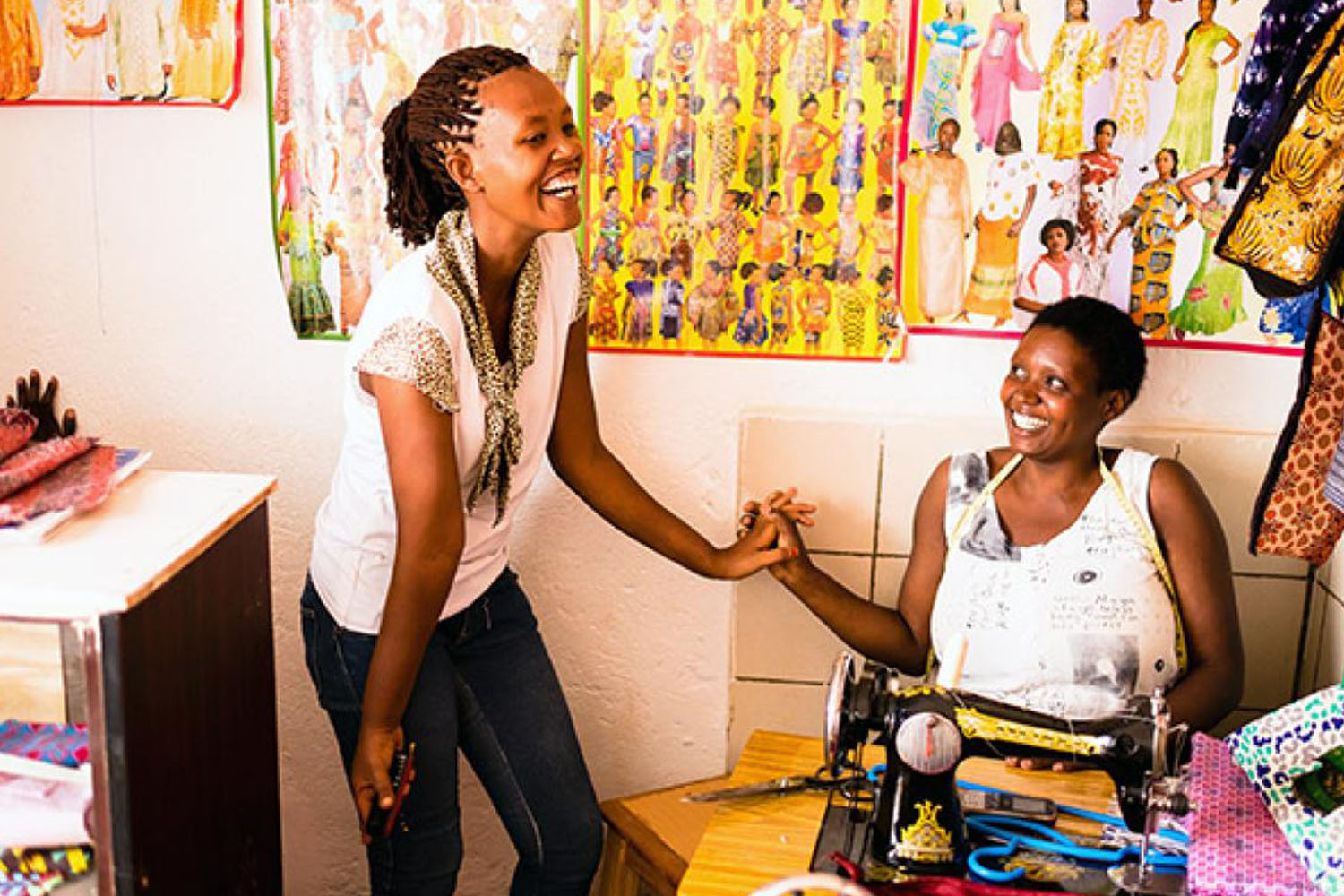 Vocational Skills Training For Women Living With Disabilities